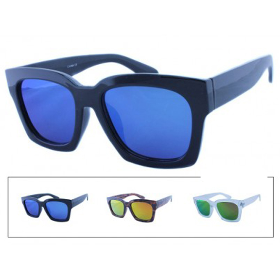 REVO LENS COOL MODERN/RETRO LOOK SUNGLASSES