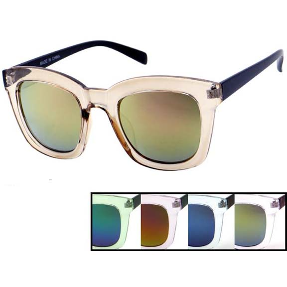 REVO LENS VERY COOL TRANSPARENT COLORS FRAMES SUNGLASSES