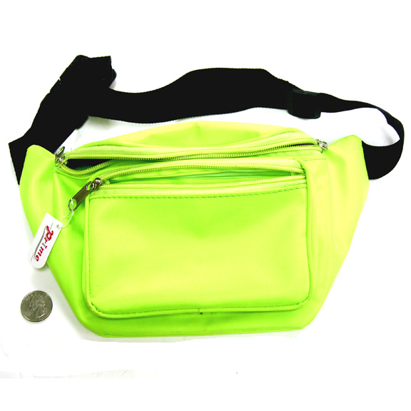 NEON COLOR FANNY PACKS