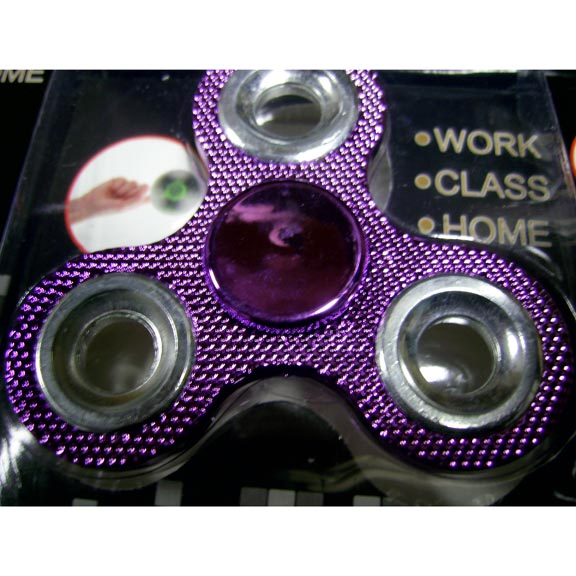 SPINNER METALLIC COLORS WITH GRID LOOK 2 DZ /DISPLAY