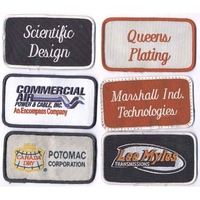 VINTAGE COMPANY PATCHES