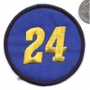 #24 RACING TYPE PATCH