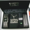 PIMP WATCH SETS  SILVER ONLY IN STOCK