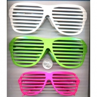 AVIATOR BLIND XL GLOW IN THE DARK SUNGLASSES