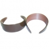 BROWNISH PLASTIC HEADBAND