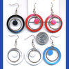 3 PIECE EARRING HOOPS