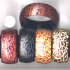 ANIMAL PRINT SUEDE TYPE BANGLE