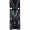 POKA DOT SUSPENDERS