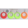 CLASSIC SHAPE IN 6 COLORS EARRINGS