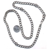 28 INCH SILVER GOOD QUALITY NECKLACE