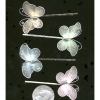 BUTTERFLY MESH SMALL HAIR PIN