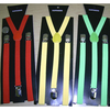 BRIGHT COLORS THIN SUSPENDERS