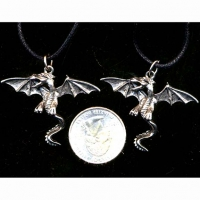 FLYING DRAGON TYPE NECKLACE