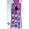 PIANO KEYS PRINT SUSPENDERS