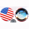 AMERICAN FLAG LARGE BUTTON(PIN)