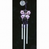 BUTTERFLY SMALL WIND CHIME, ASST COLORS, REALLY NICE