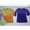 MOD COLOR FADING SHIRT WITH FRONT DESIGN, ASST COLORS
