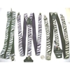 ZEBRA PRINT 3 COLOR SUSPENDERS