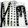 JACK FACE ON SUSPENDERS, 6 COLORS
