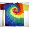 TYE DYE CHILD T-SHIRT SIZE 4-6 ONLY