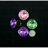 GEM RINGS ROUND PASTELS  OINK AND PURPLE ONLY IN  STOCK