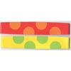 HIPPY LOOKING BRIGHT COLOR POKADOT HEADBAND