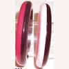 RED/BLACK, PINK/BLACK BANGLE BRACELET