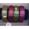 ANGLE CUT TRANSLUCENT FALL COLOR BANGLES 4 COLORS
