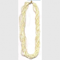 TWISTED PEARL NECKLACE