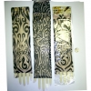 TATTOO SLEEVES TRIBAL PRINT