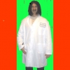 LAB COAT WITH PATCH #1 QUALITY