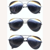 AVIATOR MIRROR LENS SUNGLASSES