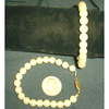 6MM PEARL BRACELET GLASS QUALITY