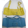YELLOW & BLUE ONLYCORSET BELT WITH SHOULDER STRAPS
