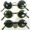 JOHN LENNON STYLE  REVO COLOR MIRROR EFFECT LENS SUNGLASSES