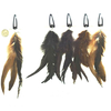 FEATHER HAIR CLIP #006