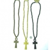 ANKH NECKLACE ALL WOOD IN 3 COLORS