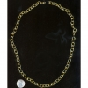 28 INCH  GOLD COLOR CHAIN NECKLACE