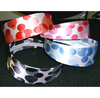 FLOATING CIRCLES PRINT MOD LOOKING HEADBAND
