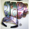PAISLEY AND MORE PRINT HEADBANDS