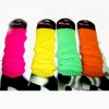 NEON COLOR LEG WARMERS 4 COLORS