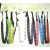 LACEY EGDE LOOK,SILVER ROUND RIVET HEADBANDS IN ASST COLORS