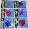 SEQUIN PATCHES, ASSORTED DESIGNS