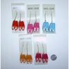 SHOES EARRINGS IN ASSORTED COLRS