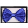 BOW TIE, ROYAL BLUE COLOR, COMES IN DISPLAY BOX
