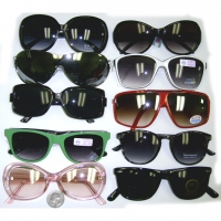 12 TOTALLY RANDOM GOOD-GREAT STYLES SUNGLASSES