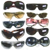 ASSORTED  FASHION SUNGLASSES ALL WRAP  STYLES