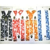 FLOATING SKULLS SUSPENDERS IN 4 DIFFERENT COLORS