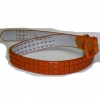 ORANGE STUDS, ORANGE BELTS