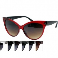 CAT SHAPE FRAMES RETRO LOOK SUNGLASSES